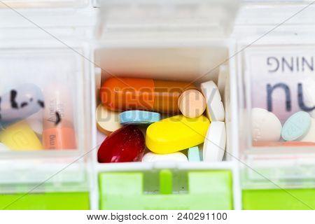 Prescription Drugs Organizer