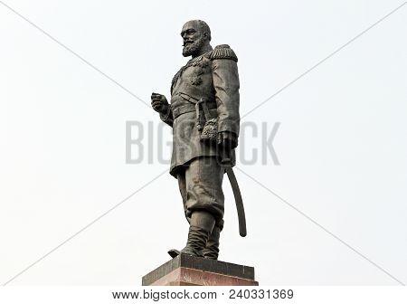 Monument To Elegant Alexander Iii