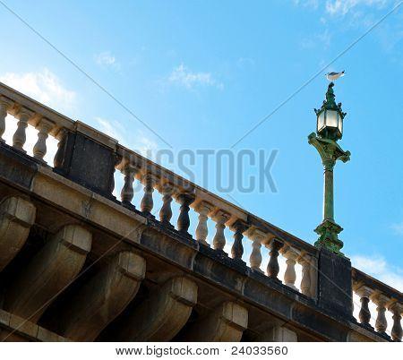 Underneath The London Bridge