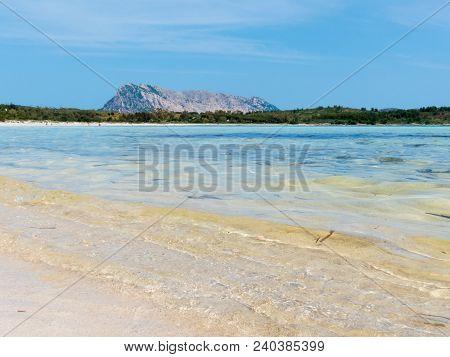 Stunning Spiaggia Isuledda Beach In North East Sardinia