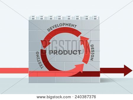 Iteration Concept Vector Photo Free Trial Bigstock