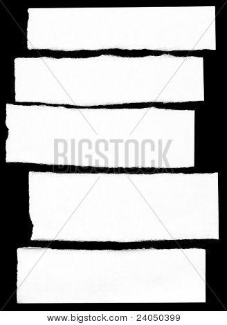 Ein Stück Papier