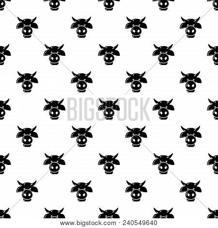 cow head pattern vector photo free trial bigstock