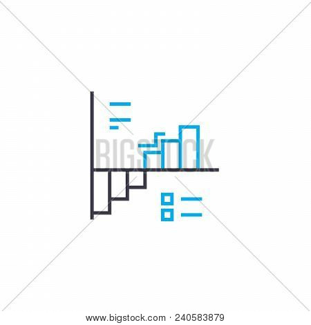Positive Dynamics Vector Thin Line Stroke Icon. Positive Dynamics Outline Illustration, Linear Sign,