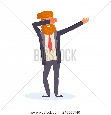 dab dance vector vector photo free trial bigstock