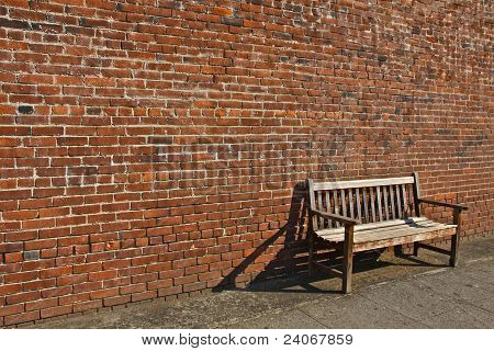 Bricks & Bench