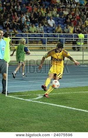 Fc Metalist Vs Pfc Oleksandria Football Match