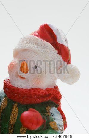 Toy Snowman