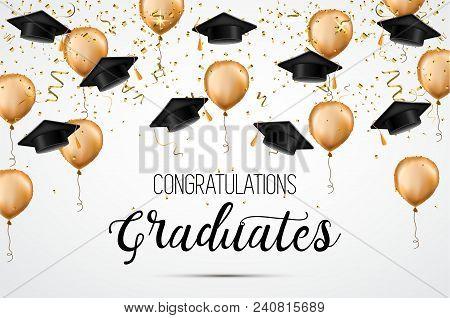 Graduation Class 2018 Vector & Photo (Free Trial) | Bigstock