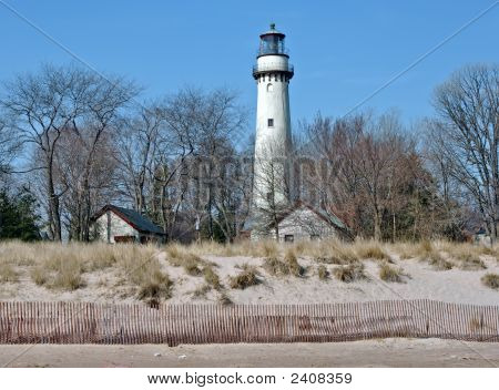 Grosse Point Lighthouse