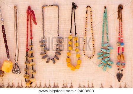 Traditionelle Berber Halskette