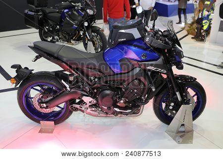 Motobike Istanbul 2018