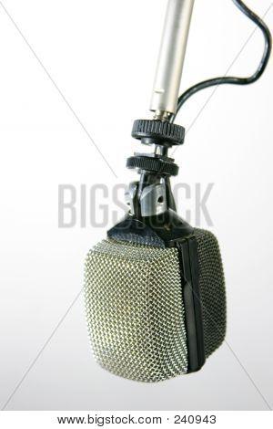 Retro Studio Microphone