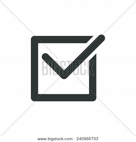 Check Mark Sign Icon. Tick Okay Accept Valid Icon Button. Confirm Icon. Tick In Circle Sign. Ok Good