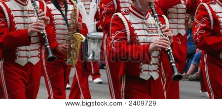 Clarinet & Saxophone Players I