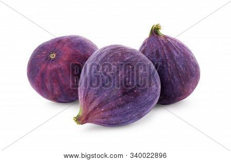 Ripe Figs On A White Background Incir, Picture, Of, Figs, Photos