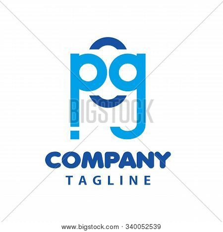 Save Download Preview Save Pg Preview Preview Logo, Pg Design Logo, Initial Pg Logo, Circle Pg Logo,