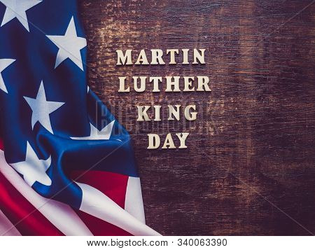 Martin Luther King Jr. Beautiful, Bright Card
