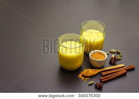 Golden Turmeric Milk