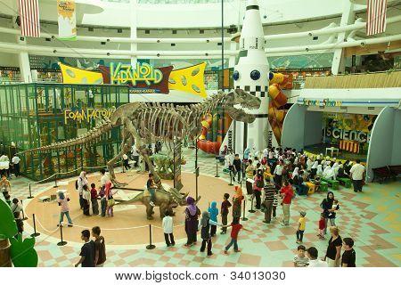 Dinosaurs Exhibition