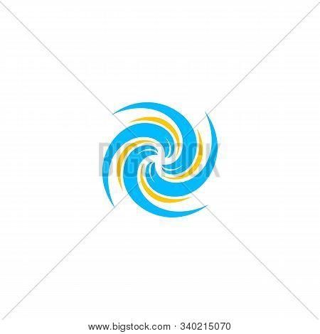 Hurricane Logo. Typhoon Logo.tornado Logo. Wind Logo. Storm Logo. Funnel Logo. Black Hole Logo.rotat