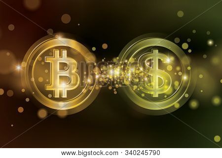 Exchange Bitcoins For Usd. Bitcoin Sale For Dollars. Bitcoin Sale Rate. Bitcoin And Dollar Coin With