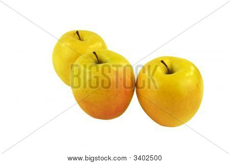 Three Gold Apples