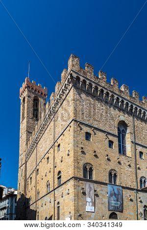 The Bargello, Also Known As The Palazzo Del Bargello, Museo Nazionale Del Bargello, Or Palazzo Del P