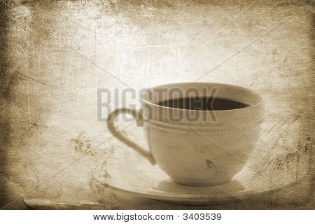 special toned great for your design and art-work tea concept poster