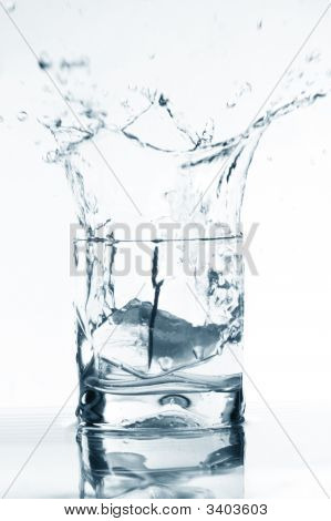 Vodka Splash