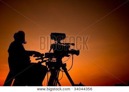 The Man Behind Camera