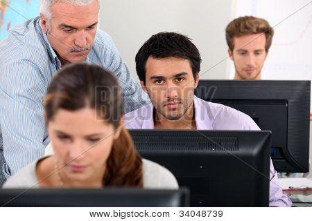 ICT lesson