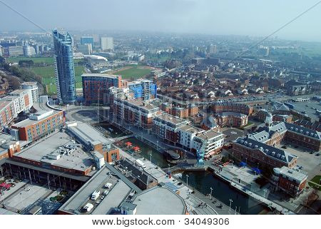 Portsmouth in England