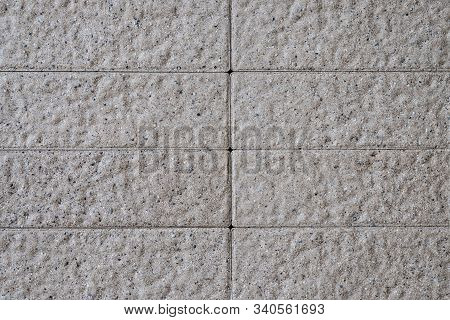 Rough Stone Wall And Texture