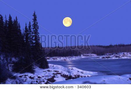 Moonlit Rapidsmod