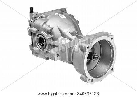 Carrier Assy, Differential Front On A White Background