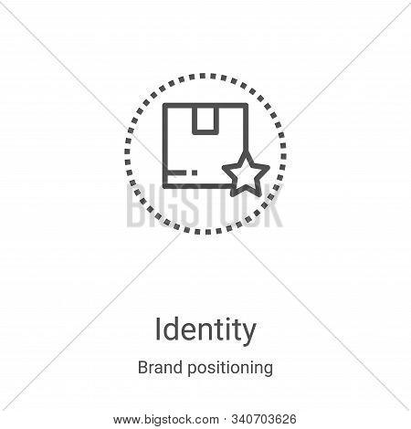 identity icon vector photo free trial bigstock bigstock