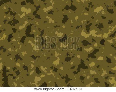 Desert Army Camouflage  Background Texture Design