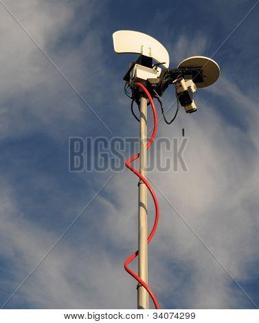 Mobile Broadcast Antenna