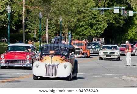 Classic American Car Show