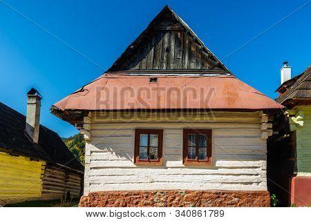 Vlkolinec Village Slovakia