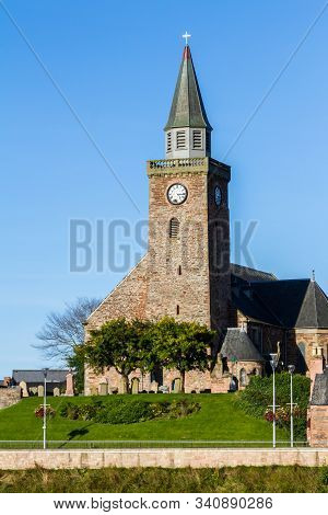 The Old High Church In Inverness