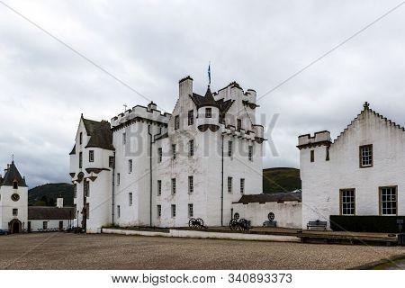 Blair Castle, Pitlochry Scotland