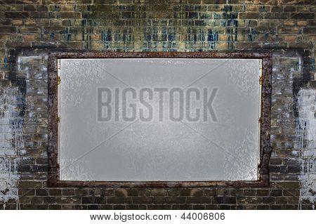Brick Wall Board