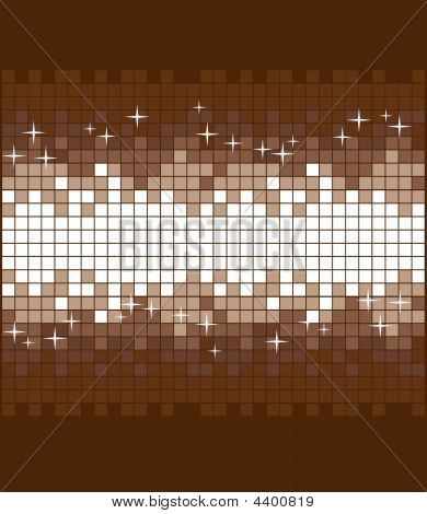 poster of Glittering gold background for wallpapers template banners posters and others