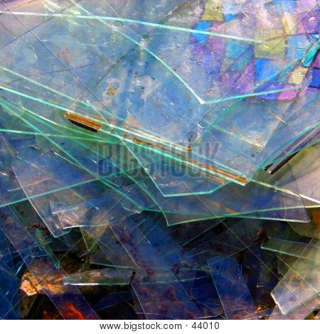 Glass Abstract