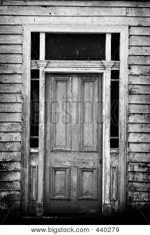 Old Homestead Door