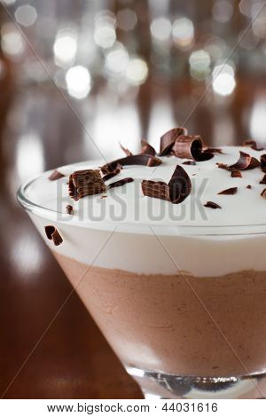 Mini Chocolate Martini