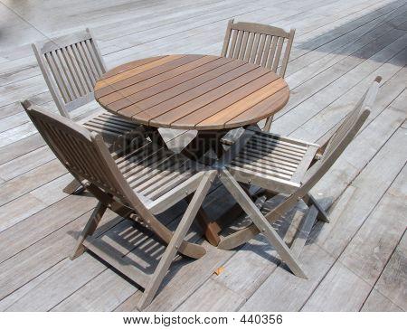 Deck Furniture 1