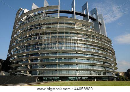 Alsace, The European Parliament Of Strasbourg